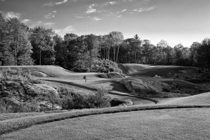 2nd hole, Muskoka Bay Golf Club - Gravenhurst ON Canada