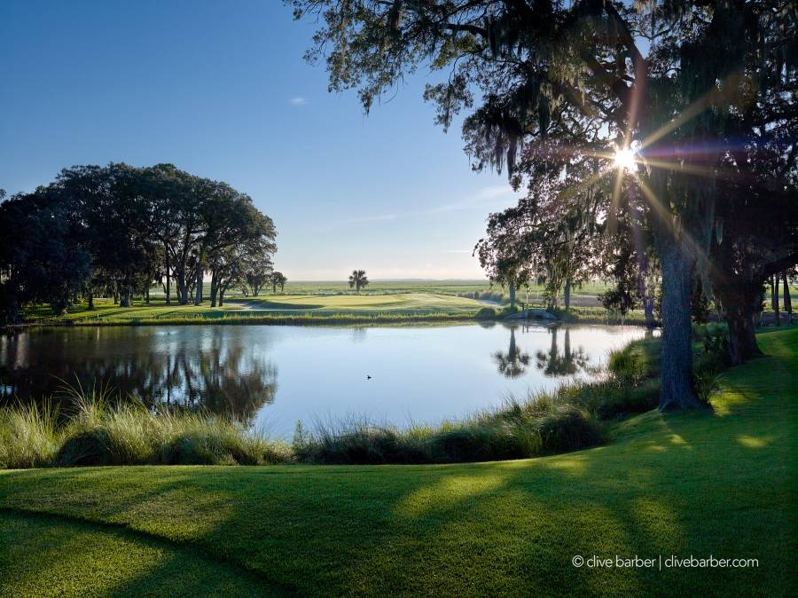 12th hole, The Landings Club (Marshwood) - Savannah GA USA
