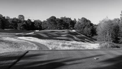 Hole No. 7 (Plateau), H.S. Colt Course - The Toronto Golf Club - Toronto ON Canada