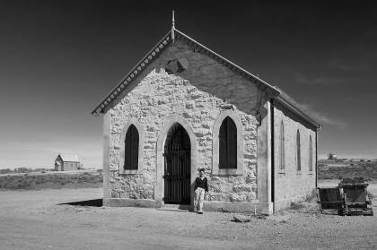 Methodist Church - Silverton, NSW, Australia