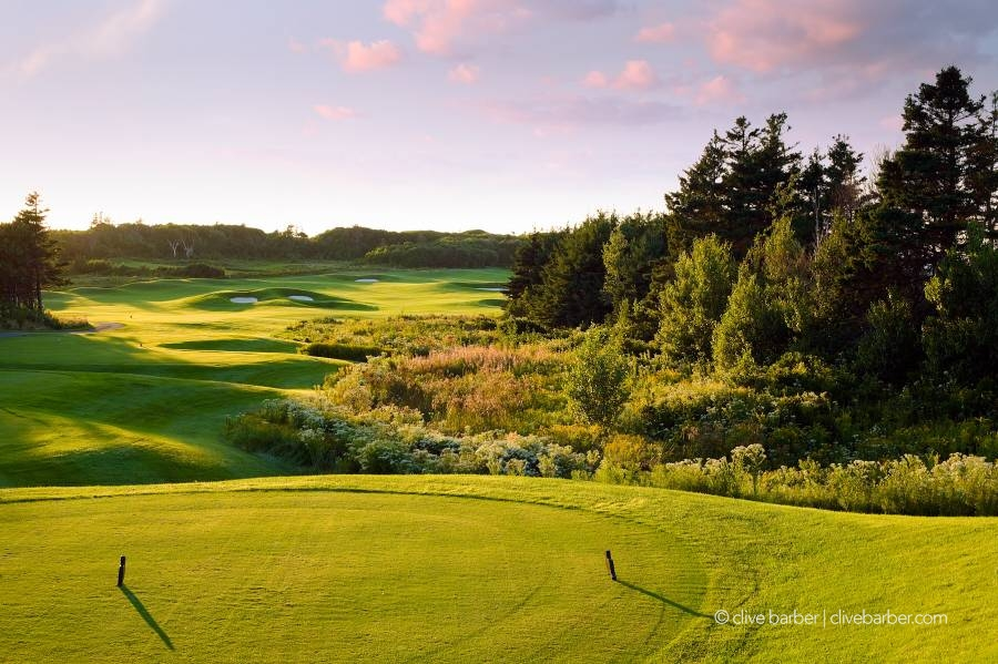 10th hole, The Links at Crowbush Cove