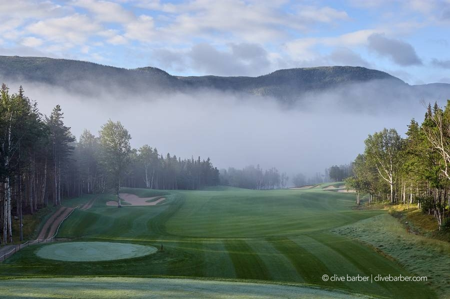 13th hole, The River Course - Humber Valley Resort